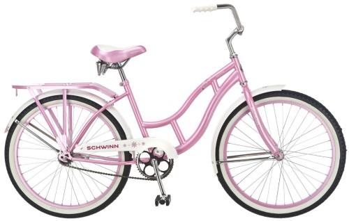 cute pink cruiser