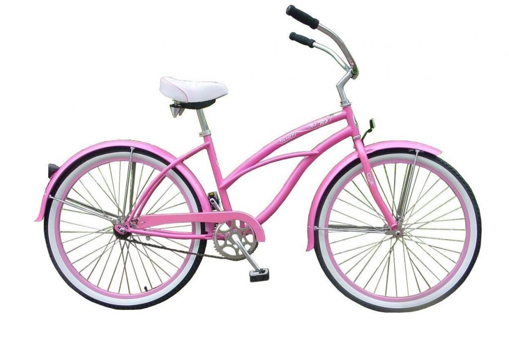My Favorite Pink Cruiser Bicycles