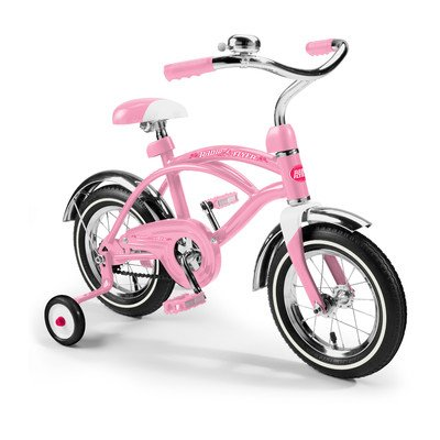 Classic Pink Cruiser for Girls Ages 3