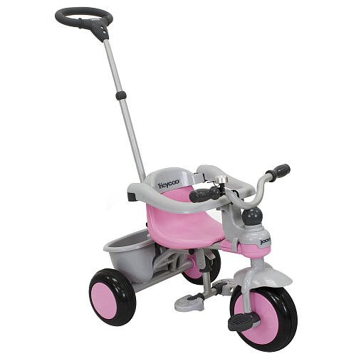 Toddler Tricycle Pink
