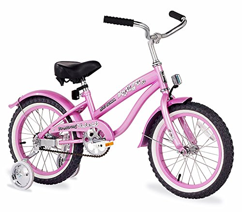 Beautiful Pink Cruiser Bicycle for Girls ages 5