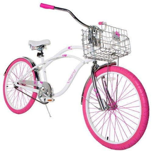 Cute Pink Bikes for Girls