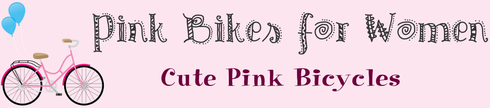 Pink Bikes for Women header image