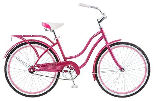 Pink Cruiser Bike for Teen Girls