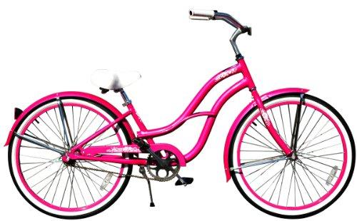 PRETTY Hot Pink Girly Bike